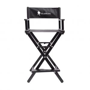 Makeup Chair Black CH-A8631-B