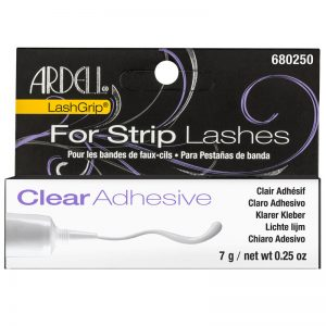 Ardell LashGrip Strip Lashes Clear Adhesive 7g