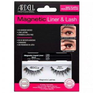 Ardell Professional Magnetic Liquid Liner & Lash - Demi Wispies