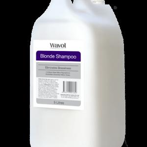 Wavol Blonde Shampoo 5 Liters
