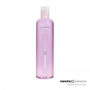Mancine Body Wash - Rose & Vitamin E 375ml