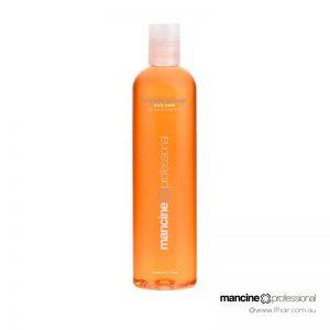 Mancine Body Wash - Tangerine & Orange 375ml