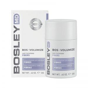 Bosley Hair Thickening Fibers - Dark Brown