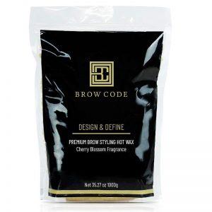 Brow Code Design and Define Gold Wax 1KG