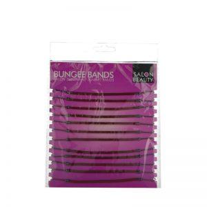 Hair Bungee Bands - 12 PCS