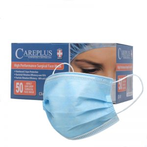 Careplus High Performance Surgical Face Mask