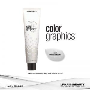 Matrix Color Graphics Lacquer Clear Semi Permanent Hair Color 85ml