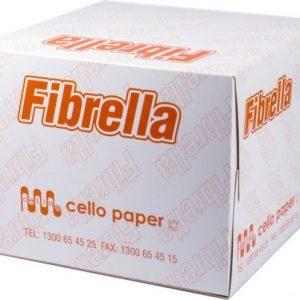 FIBRELLA WIPES - 75 SHEETS