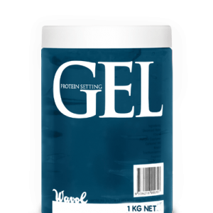 Wavol Hair Gel 1kg - Blue