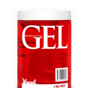Wavol Hair Gel 1kg - GEL – RED