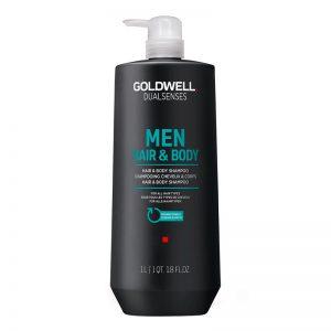 Goldwell DualSenses Men Hair & Body Shampoo 1 litre