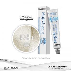 Loreal Majirel High Lift Permanent Hair Color HL Ash+ Intense Ash 50ml