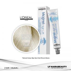 Loreal Majirel High Lift Permanent Hair Color HL Ash 50ml