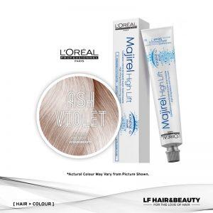 Loreal Majirel High Lift Permanent Hair Color HL Ash Violet 50ml