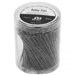 Bobby Pins Black Large - 300 PCS