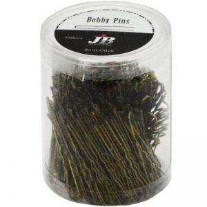 Bobby Pins Bronze Small - 300 PCS