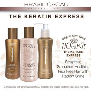 Brasil Cacau The Keratin Express 110ml Kit