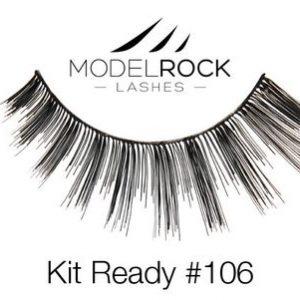 MODELROCK Lashes - Kit Ready # 106