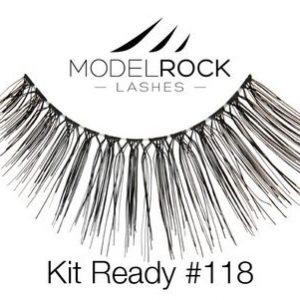MODELROCK Lashes - Kit Ready # 118