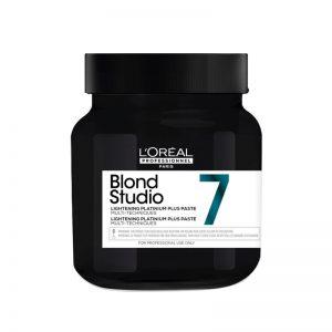 Loreal Professionnel - Blond Studio Lightening Platinium Plus 7 Paste 500g