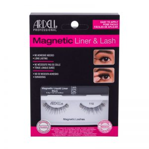 Ardell Magnetic Liner and Lash No. 110 - Long Lasting Effect - Waterproof
