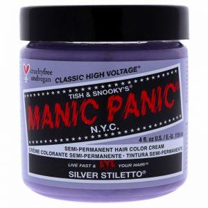 Manic Panic Classic Silver Stiletto 118ml