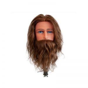 Professional Mannequins Hair & Beard - George