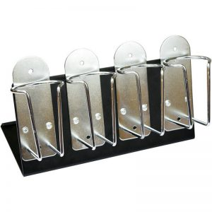 Metal Table Top Clipper Holder