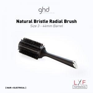 GHD Natural Bristle Radial Brush Size 3 (44mm Barrel)