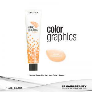 Matrix Color Graphics Lacquer Orange Semi Permanent Hair Color 85ml