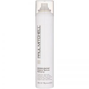 Paul Mitchell Invisiblewear Undone Texture Hairspray 228ml