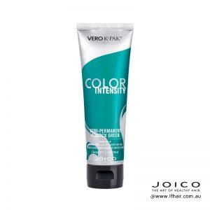 Joico K-Pak Color Intensity Semi- Permanent - Peacock Green 118ml