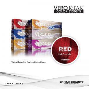 Joico Vero K-PAK Color Age Defy Balancing Additives - Red Controller