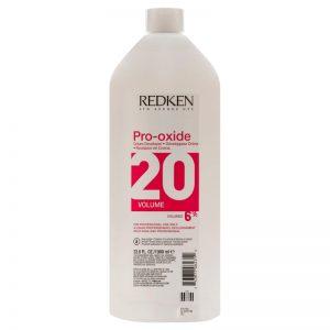 Redken Pro-Oxide 20 Volume 6% Cream Developer 1000ml