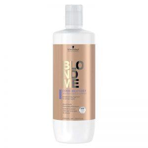 Schwarzkopf Professional BlondMe Cool Blondes Neutralizing Shampoo 1000ml