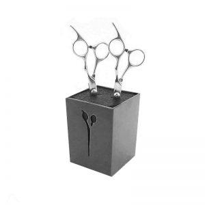 Scissor Holder Black