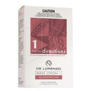 Wave Lotion 1 For Resistant Hair 2 x 100 ml