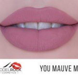 MODELROCK Cosmetics - Liquid Last Matte Lipstick - You Mauve Me
