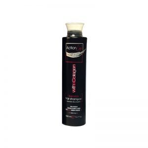 Action Line with Collagen Keratin Hair Shampoo 500ml