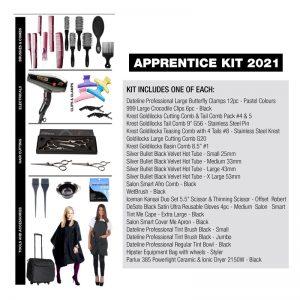 Gold Apprentice Kit 2021