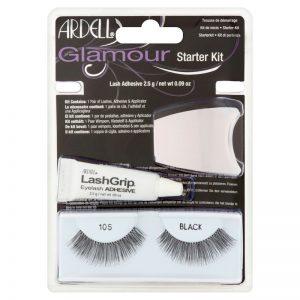 Ardell Glamour Lash Adhesive 2.5g - Starter Kit 105 Black