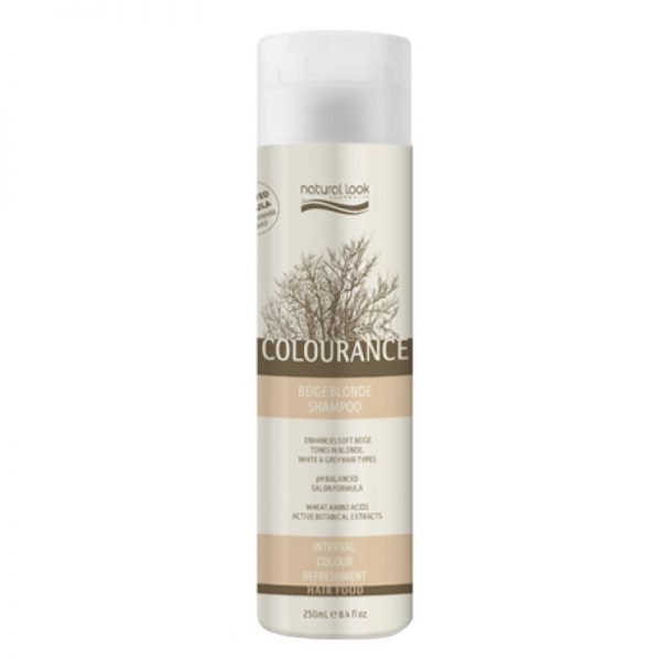 Natural Look Colourance rose blonde Shampoo 250ml - LF