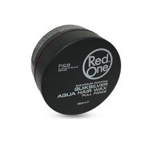 Red One Aqua Hair Gel Wax Black 150ml