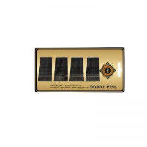 """999 Bobby Pins 50mm-2"""" Black 60 Pcs"""
