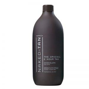 Naked Tan Chocolate Solution 15% DHA