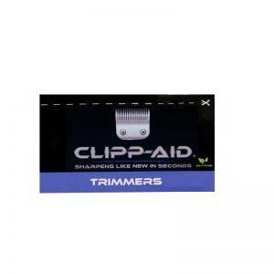 Clipp-aid Trimmer / Trimmer Sharpener - Purple 1 Sachet