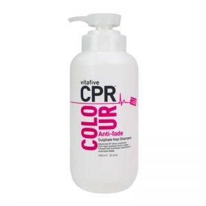 Vitafive CPR Colour Anti-Fade Sulphate Free Shampoo