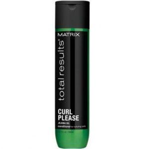Matrix Total Repair Curl Please Jojoba Oil Conditioner 300ml