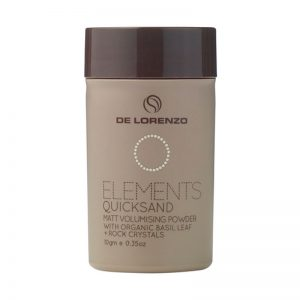 De Lorenzo Elements QuickSand Matt Volumising Powder 10gm