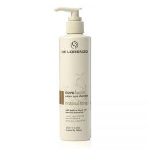 De Lorenzo Nova Fusion Colour Care Shampoo 250ml - Natural Tones